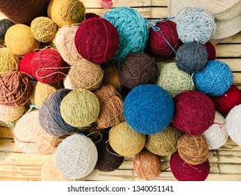 the colorful cotton