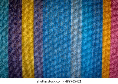 colorful cotton texture