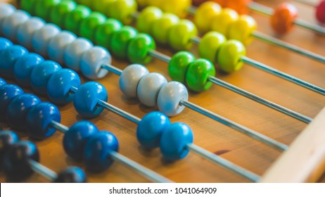 Colorful Counting Abacus