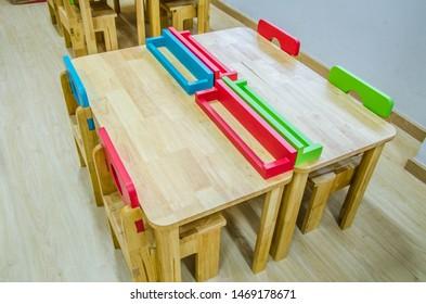 Swell Kindergarten Chairs Images Stock Photos Vectors Inzonedesignstudio Interior Chair Design Inzonedesignstudiocom