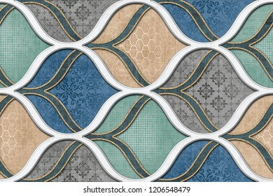 Wall Tile Images, Stock Photos & Vectors | Shutterstock