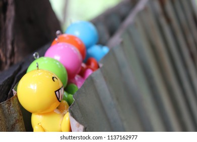 colorful dolls smail