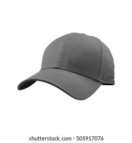 Colorful fashion cap isolated on white background.