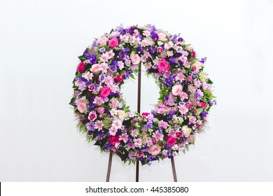 Funeral Flowers Images Stock Photos Vectors Shutterstock