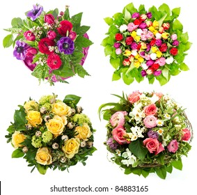 colorful flowers bouquet. roses. tulips. birthday, easter, Mothers day, valentines day, greetings, congratulations. MORE BLOOMS IN MY PORTFOLIO