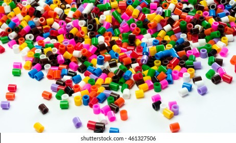 Colorful Fusible Beads