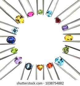 Colorful gemstone,blue sapphire,green sapphire,garnet,peridot,zircon,amethyst,citrine,topaz,orange sapphire,pink sapphire,yellow sapphire,tourmaline,green sapphire,ruby