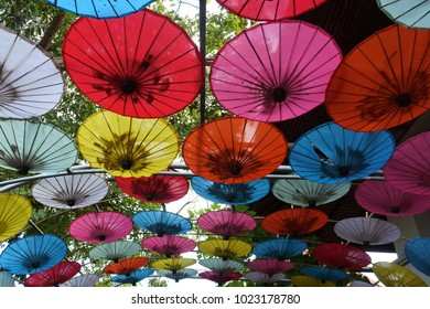 Image result for upside down umbrella catching rose petals