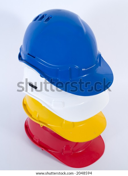 Colorful  Hard Hats