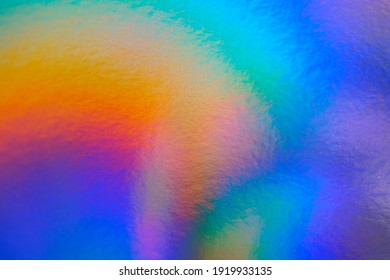 A colorful holographic background for wallpapers