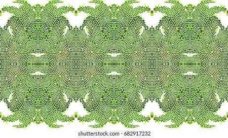 Colorful horizontal pattern for textile, ceramic tiles and design