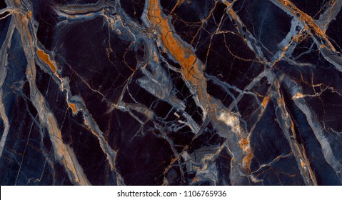Colorful marble texture. Italian marble Caravaggio. Quality stone texture with deep veins. High resolution.