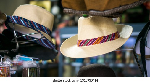 The colorful market of Cusco is full of handicrafts and fruits in Peru fb6a5dda039b