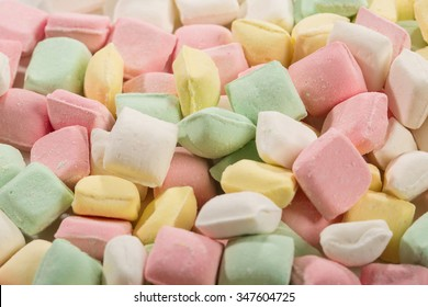 colorful mint candy