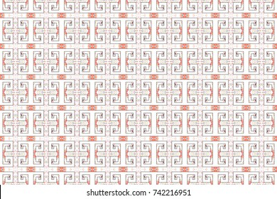 Colorful mosaic pattern for design and backgrounds