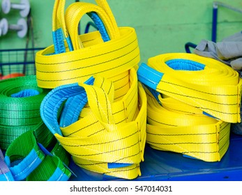 Lifting Slings Images, Stock Photos & Vectors | Shutterstock