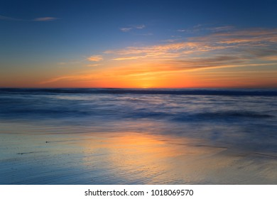 Colorful Ocean Sunset