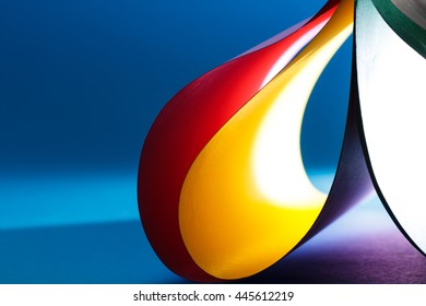 colorful paper abstract and background-4