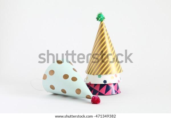 Kleurrijke Party Hoeden voor Party