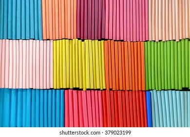 colorful of passport case texture background