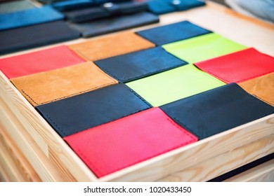 Colorful passport leather cases for sale