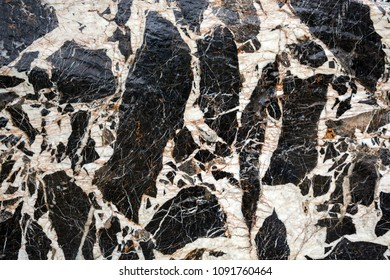 Colorful patterned stone surface for background