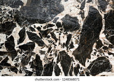 Colorful and patterned stones for the background.