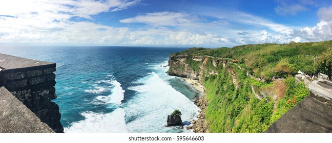 colorful photo with indonesia vacation, bali