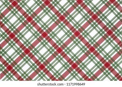 Colorful plaid seamless pattern, tartan pattern