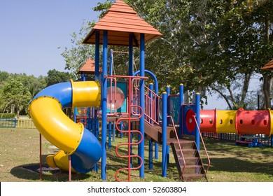 Colorful Playground