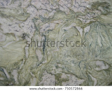 Colorful Polished Granite Slab Green White Stock Photo Edit Now