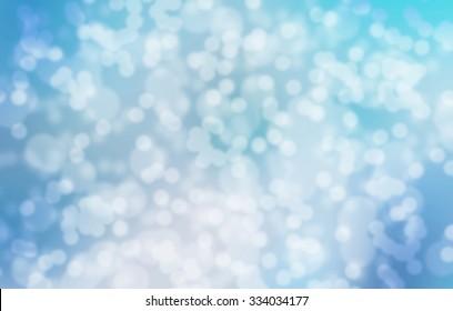 colorful portrait bokeh background