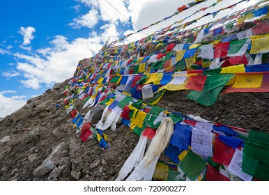 Colorful Praying Flags