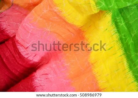 Colorful Rasta colorschintz background