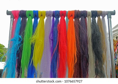 colorful selection of extensions