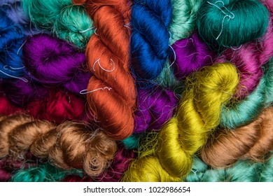 Colorful Silk Bundle