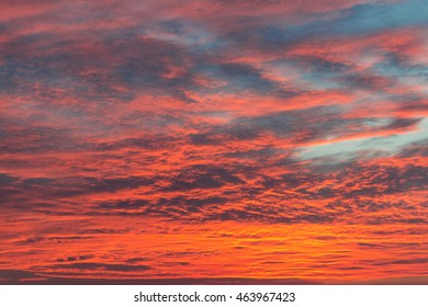 colorful sky - sunset color sky background