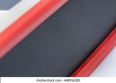 Colorful Soundbox Detail