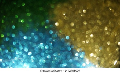 Colorful sparkles for shiny background