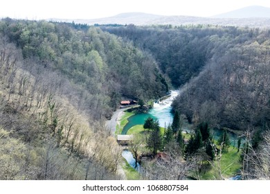 500 Rastoke Water Mills Pictures Royalty Free Images Stock