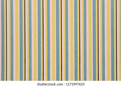 Colorful stripe seamless pattern paper, texture background
