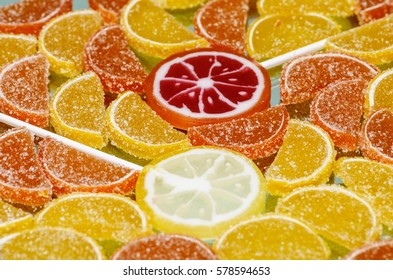 Marmalade Slices Images Stock Photos Vectors Shutterstock