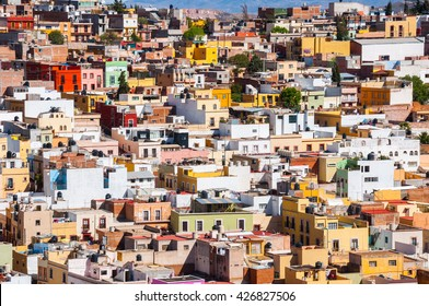 Colorful town of Zacatecas, Mexico