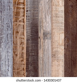 Colorful wood texture, mix wooden background