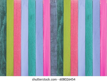 colorful wooden texture  background