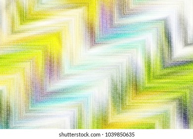 Colorful zigzag striped pattern for backgrounds and design