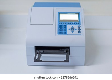 Colorimetric determination by using microplate reader