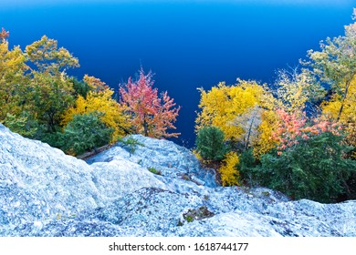 The colors of fall in New Hampshire