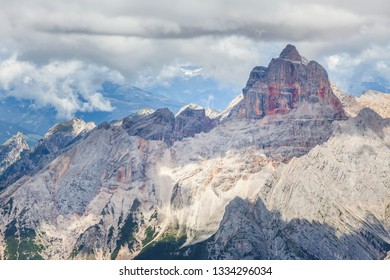 Colors of high mountains - Dolomites, Italy