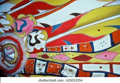 Colors of Junkanoo (Bahamas Annual Festival)
